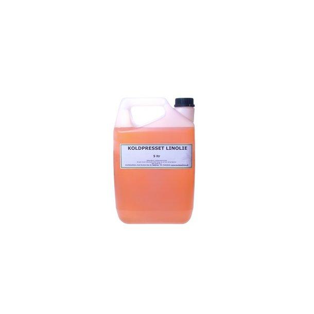 koldpresset linolie med fungicid